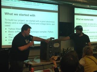 Clockhackathon