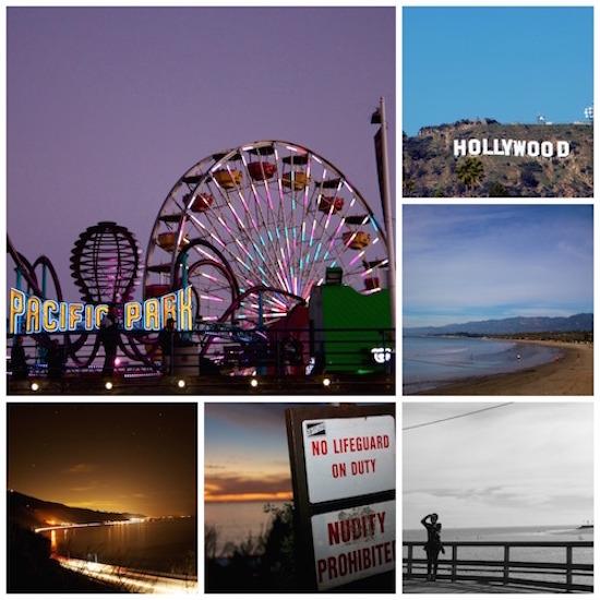 SmartLogic Retreat Scenic Collage, Santa Monica, Photos by Matt Menefee
