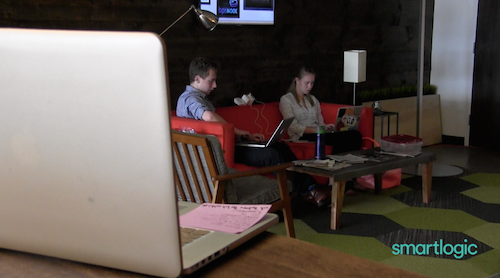 Betamore, a co-working space in Federal Hill, is featured in SmartLogic Studies