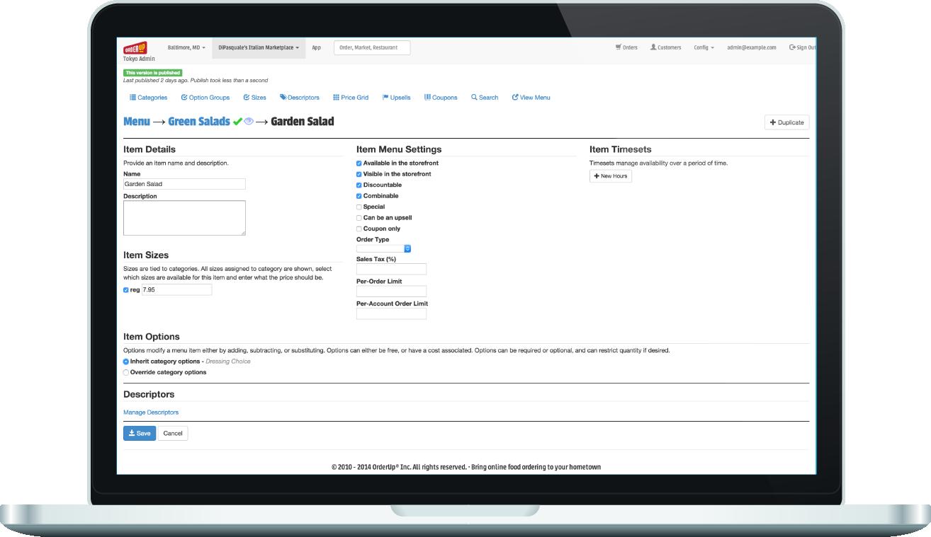 OrderUp Case Study | SmartLogic